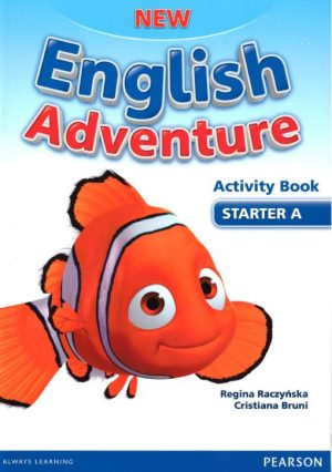 New English Adventure Starter A activity book