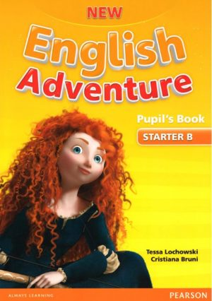 New English Adventure Starter B Pupil's book