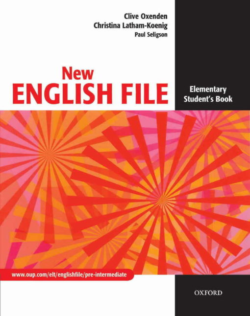New English File Elementary student's book