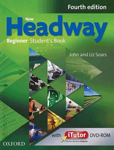 New Headway 4th Beginner Student Book