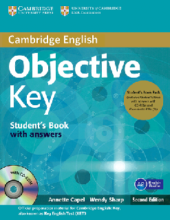 Objective key students book 2nd Edition