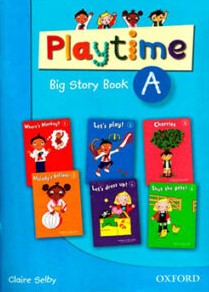 Playtime Big Story Book A