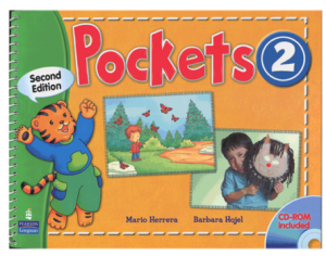 Pockets 2 Second Edition student book