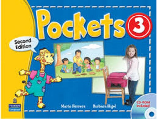 Pockets 3 Second Edition student book