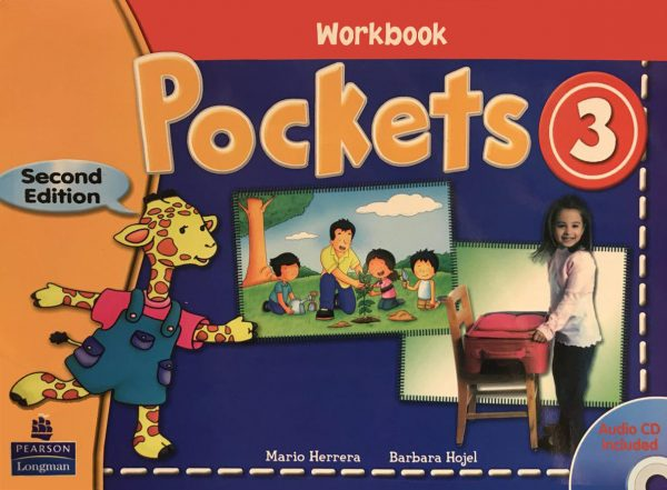 Pockets 3 Second Edition work book