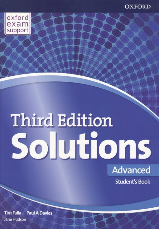 Solutions Advanced 3rd Edition Student's Book