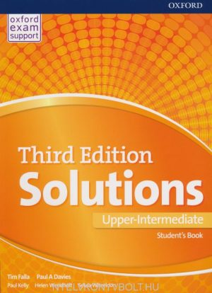 Solutions Upper-Intermediate 3rd Edition Student's Book