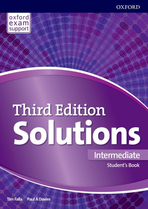 Solutions Intermediate 3rd Edition Student's Book