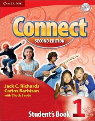 Connect 1 Second Edition Student's Book