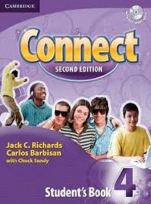 Connect 4 Second Edition student's book
