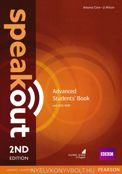 Speakout Advanced 2nd Edition student's book