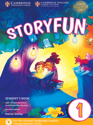 Storyfun for 1 Students Book