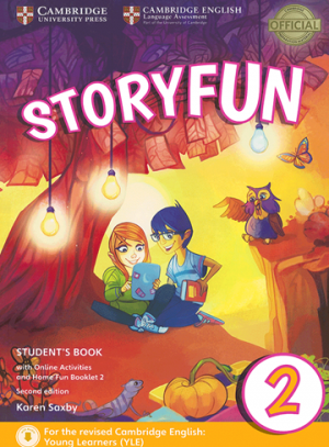 Storyfun for 2 Students Book