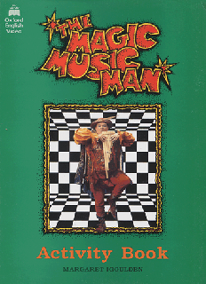 The Magic Music Man