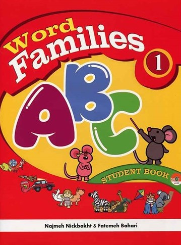 Word Families 1 - Student Book