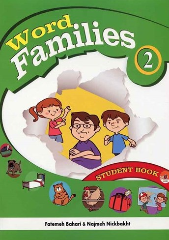 Word Families 2 - Student Book