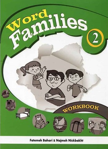 Word Families 2 - Work Book
