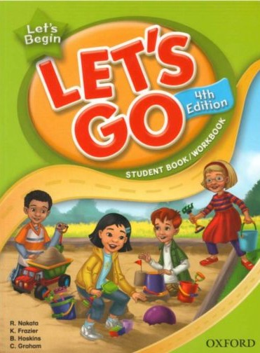 let's go Begin Fourth Edition Student's Book + Workbook