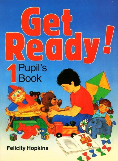 Get Ready 1 Pupil's book