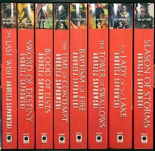 The Witcher Series - Special Edition - Packed